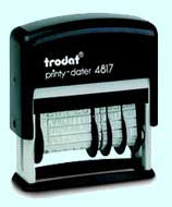 Trodat Printy 4817 A Allemand